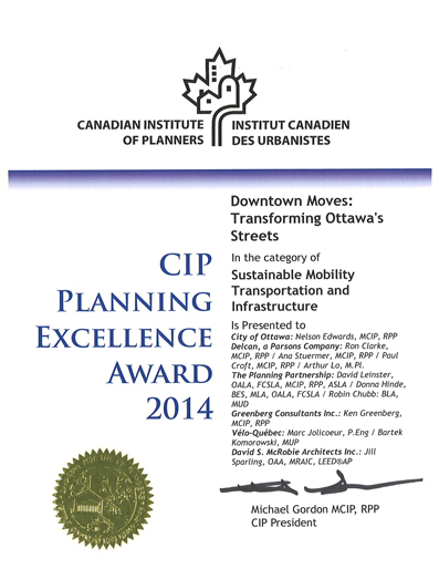 David S McRobie Architects_CIP_planning_excellence_2014 -wbsz